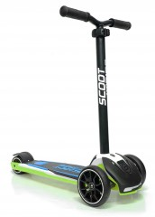 Самокат Scoot and Ride  Highwaykick-5 синий, 5+ лет до 80кг SR-180524-BLUE