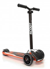 Самокат Scoot and Ride  Highwaykick-5 красный, 5+ лет до 80кг SR-180524-RED
