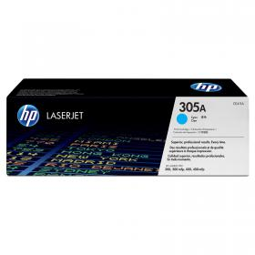 Картридж HP 305A for LaserJet Pro M351 M375 M451 M475 Cyan 2600 pages (CE411A)