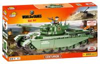 Конструктор Cobi World of Tanks Центурион 610 деталей Cobi-3010