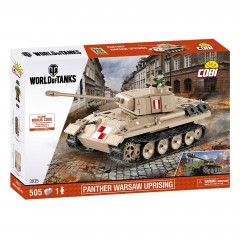 Конструктор Cobi World Of Tanks Пантера 510 деталей Cobi-3035